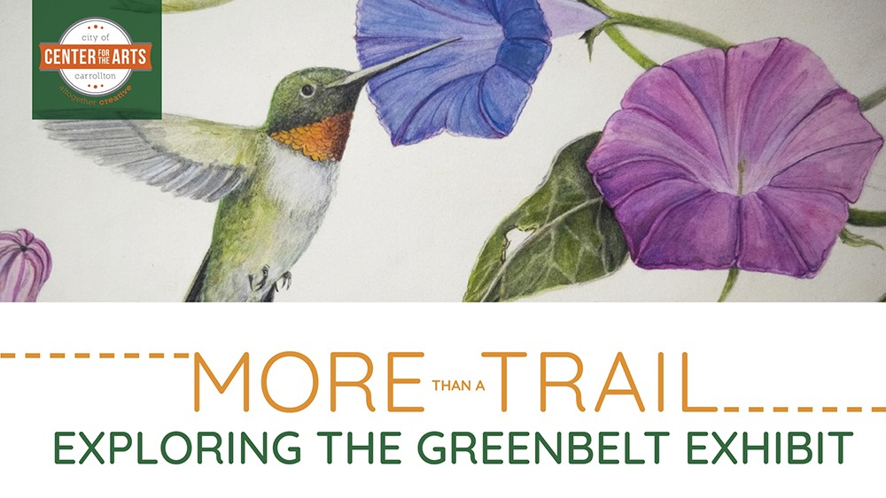 Opening Reception: More than a Trail: Exploring the Greenbelt