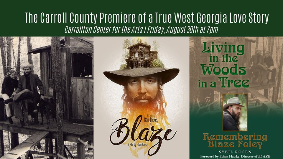"""Blaze"": The Carroll County Premiere"