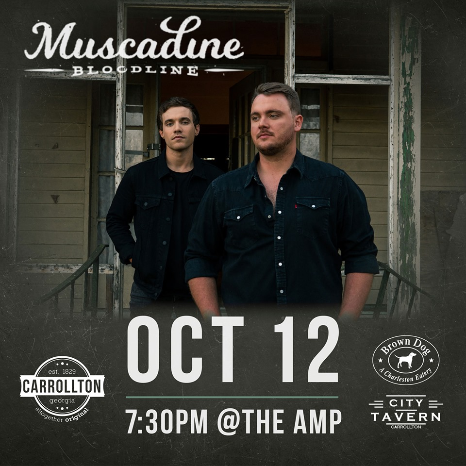 Oktoberfest: Muscadine Bloodline @ the Amp