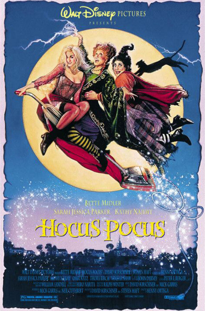 Amp Movie Night: Hocus Pocus