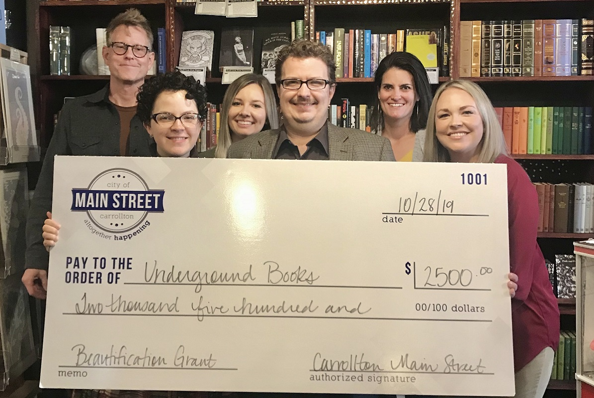 Main Street Awards Grants to Businesses