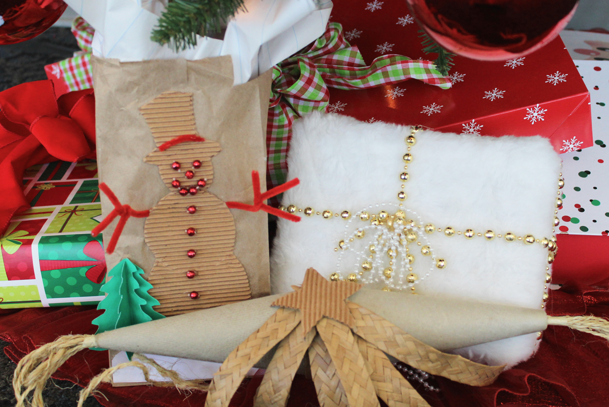 Workshop: Upcycling Gift Bags and Boxes