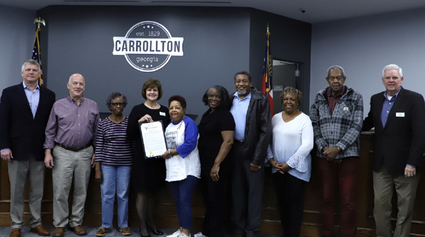 2020 Proclaimed Carver High School Year