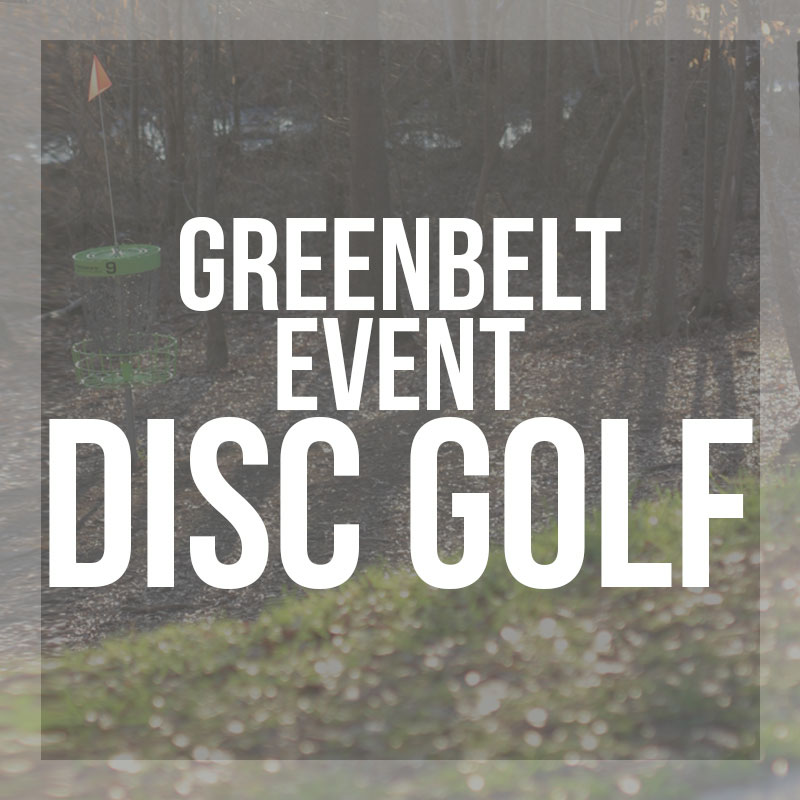 Disc Golf Tournament CANCELED