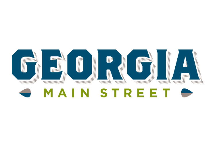 Georgia Main Street logo