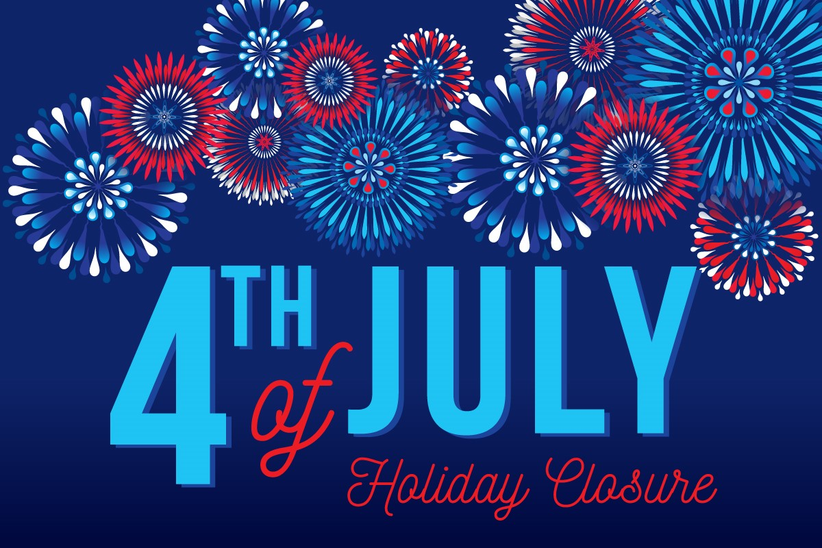 City Offices Closed July 3