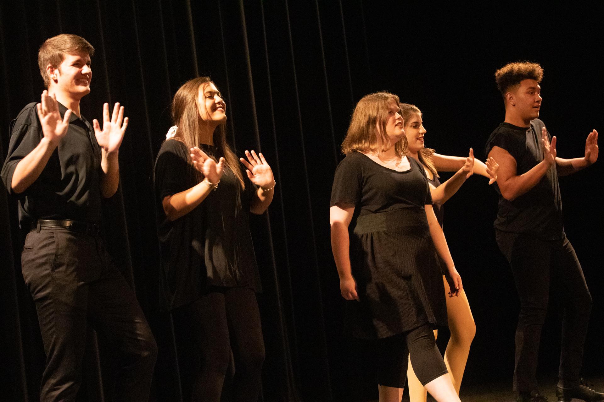 Teen Theatre Showcase