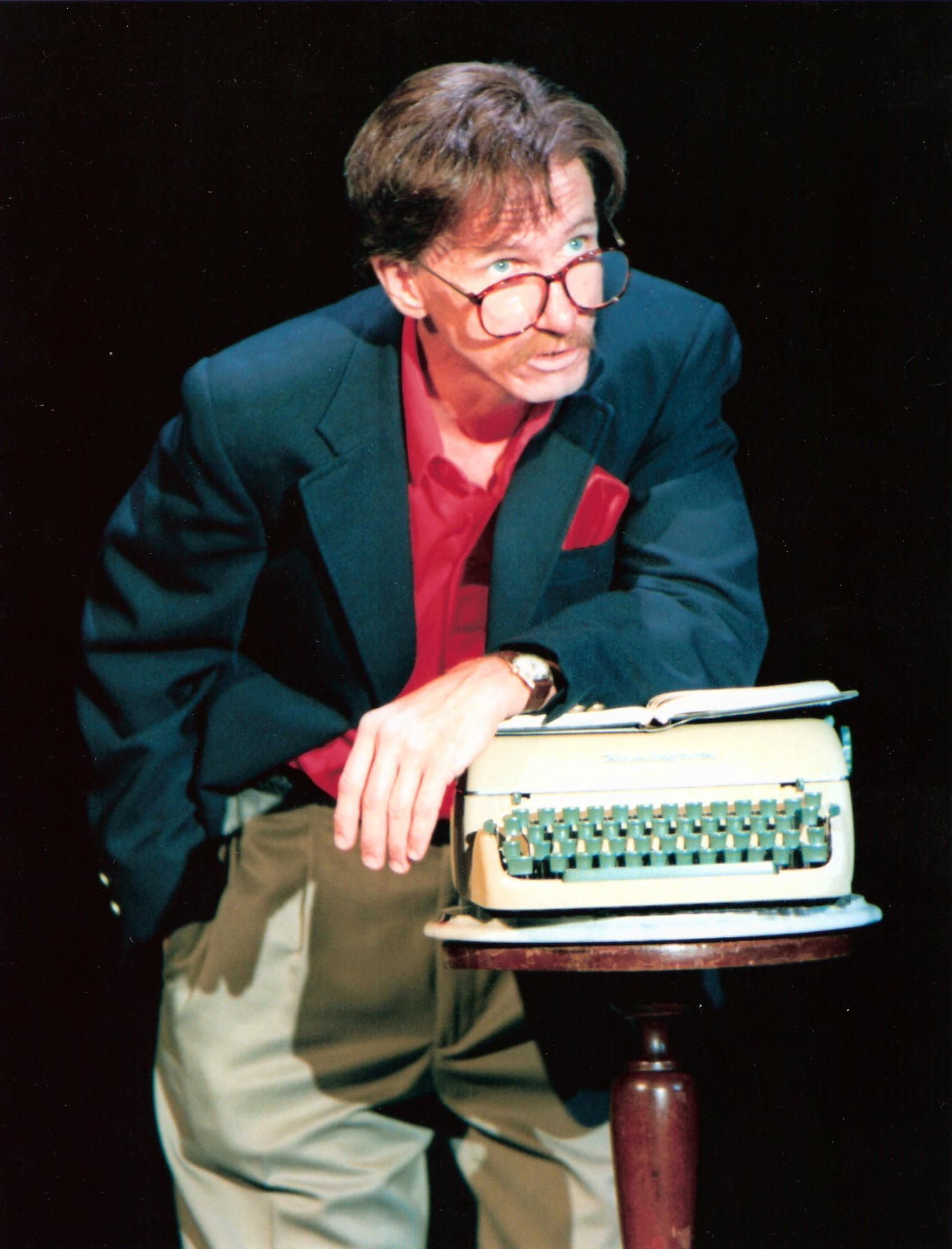 Tribute to Lewis Grizzard, starring Bill Oberst, Jr.