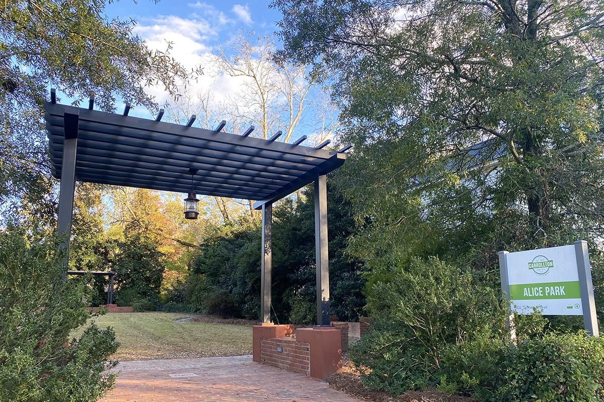 Alice Park Renovations