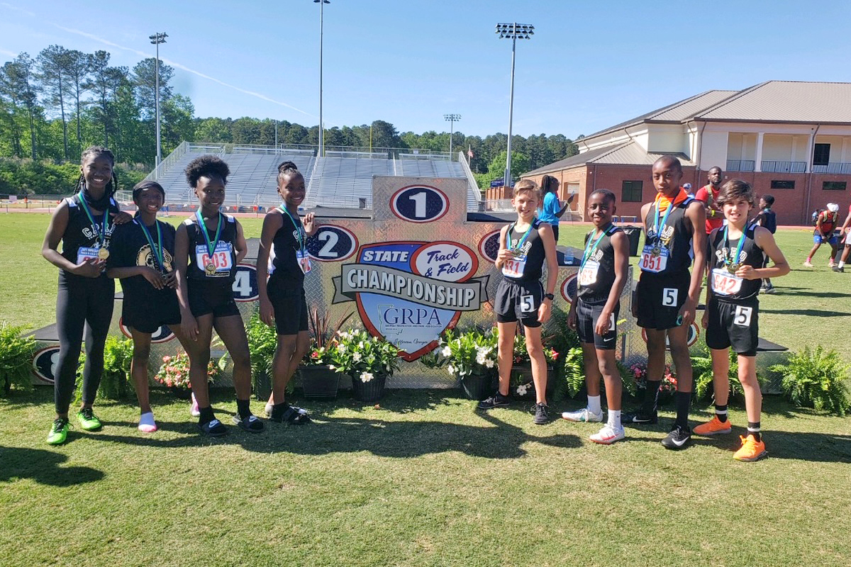 Carrollton Dominates at State Track Meet