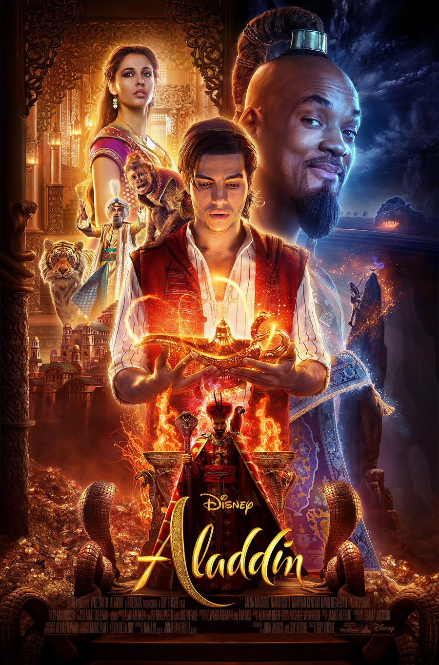 Amp Summer Movies Series: Aladdin 2019