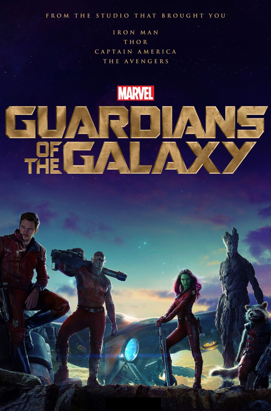 Amp Summer Movies Series: Guardians of the Galaxy