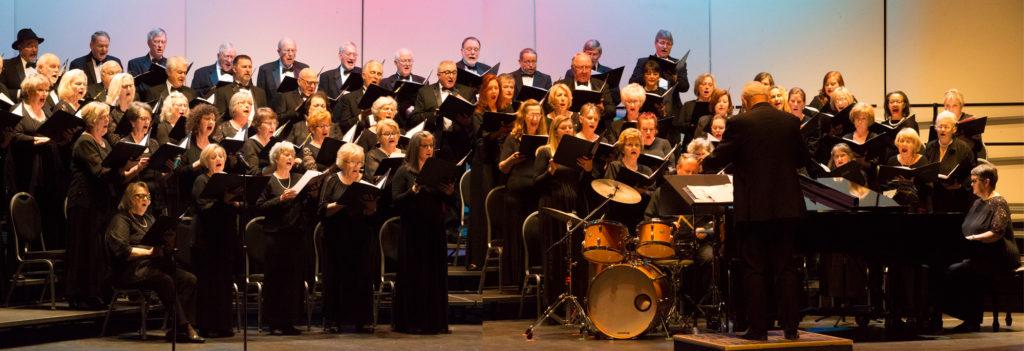 Community Chorus: All American Concert