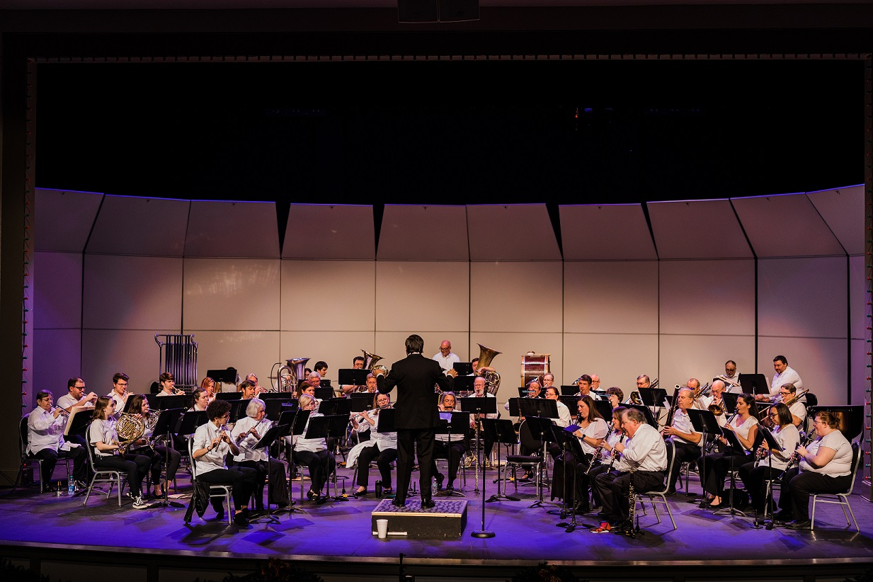 Wind Ensemble Spring Concert, Featuring the Music of George Gershwin